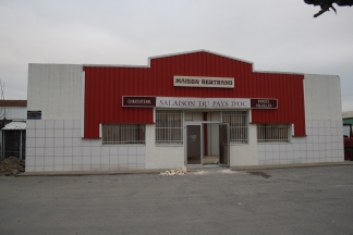 Maison Bertrand - Magasin ZI Lézignan